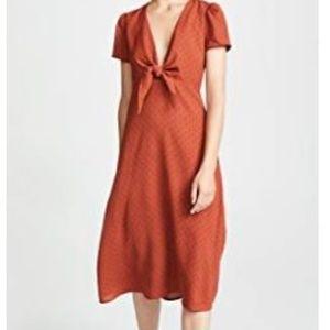 re:named Women's Polka Dot Dress